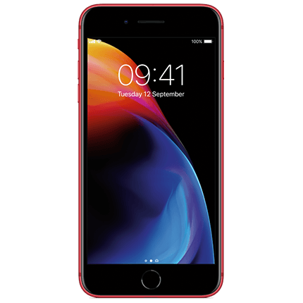 iPhone 8 Plus Pay Monthly Contract Deals & Pay As You Go on