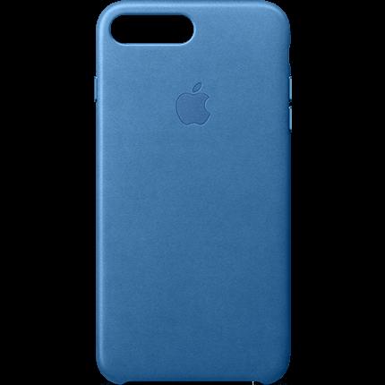 apple phone case. apple iphone 7 plus leather case sea blue phone g