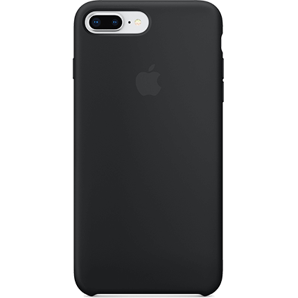 apple phone case. apple iphone 8 plus and 7 silicone case phone