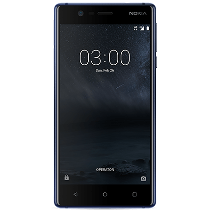 Nokia 3 Specs, Contract Deals & Pay As You Go on