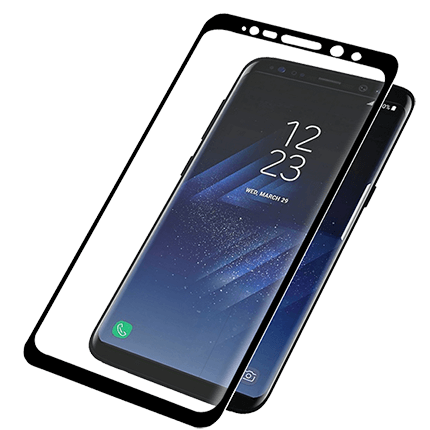 Panzerglass Samsung Galaxy S8 Curved Screen Protector