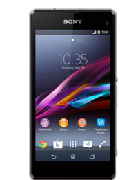 Sony Xperia Z1 Compact Specs, Contract Deals & Pay As You Go