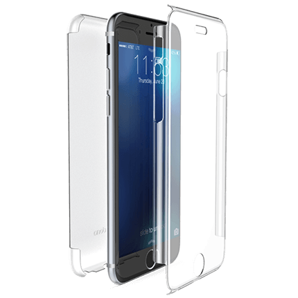 x doria iphone 6 360 clear case accessories from o2. Black Bedroom Furniture Sets. Home Design Ideas